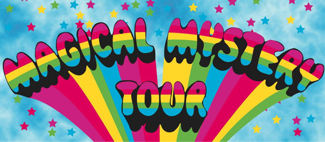 maigical mystery tour logo